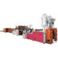 Double Wall Corrugated Pipe Production Line (BW-11)