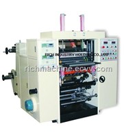 FAX/ATM PAPER ROLL SLITTER AND REWINDER