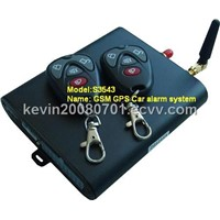 GSM GPRS GPS Vehicle Tracking System,S3543