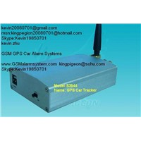 GSM GPS Car Tracker S3544