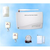 GSM home alarm systems