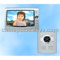 Handfree Color Video Door Phone for Villa china factory in shenzhen