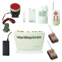 Home Use GSM/Wireless Alarm System