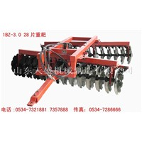 Hydraulic Offset  Heavy-Duty Disc Harrow
