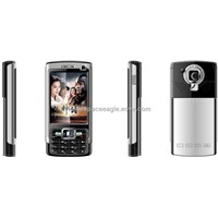 JC668/V39/ZT668 dual sim cards phone dual standby & TV  mobile phone & tri band phone