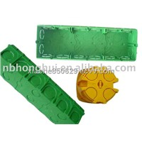 Junction Box and injection mold