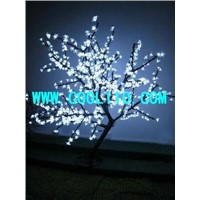 LED cherry/peach  tree light
