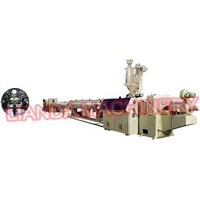 UPVC/PVC Pipe Extrusion Production Line