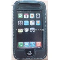 Leather case for iPhone-3G