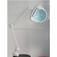 Magnifier and Magnifier lighting