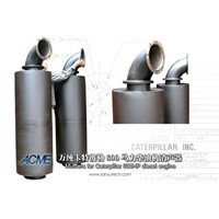 Muffler for Havey Duty Diesel Engine