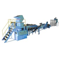 PE Film Recycling Machine (LDPE/HDPE)