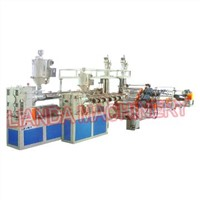 Plastic Plate / Sheet Extrusion Production Line