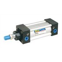 Pneumatic cylinder, compact cylinder, rodless cylinder, rotary cylinder and twin-rod cylinder.