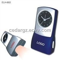 Promotional Torch Alarm Clock