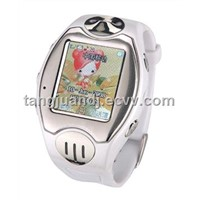 Quad Band Watch Mobile PW809