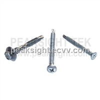 Self Drilling tapping screws