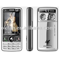 T 618TV PHONE DUAL SIM CARD TV PHONE WITH FM&BLUE TOOTH T618(ANY COOL)