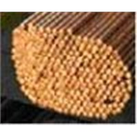 Tellurium copper alloy bars etc.