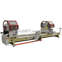 Two-head cutting saw Machine