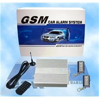 Two way intelligent voice GSM car alarm system shenzhen factory in china PST-GSM-C01