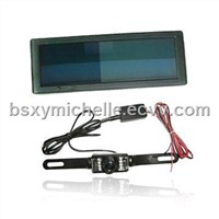Wireless Video Surveillance with 7-inch TFT LCD Mirror Monitor