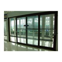 Wood-Grain Lift Sliding Door