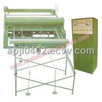 automatic welded panel machine