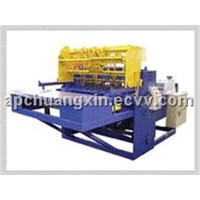 breed aquatics mesh welding machine
