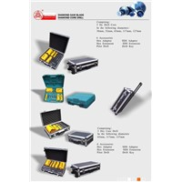 diamond core drill sets