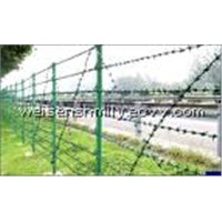 Fence Mesh - Barbed Wire Mesh