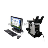 metallurgical image analysis system