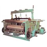 nwj series weaving wire mesh machine