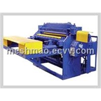 reinforcing construction mesh welding machine