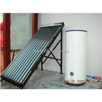 seperate and pressurized solar water heater