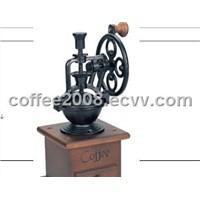 small single wheel hand-grinding machine