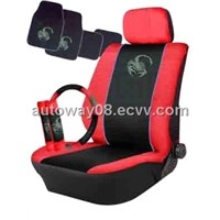 steering wheel cover kit