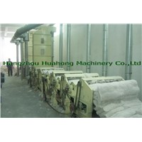 textile waste recycling machine for cotton