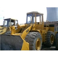 used cat and kawasaki loader