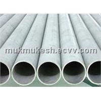 Stainless Steel Pipe, Seamless & Welded Ferritic / Austenitic Pipes ASTM A790 TP 304 / 304L / 316 /