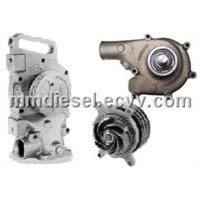 Water pump and Oil Pump