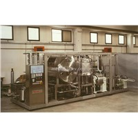 PREASSEMBLED DAIRY MOD. COMPACT DAIRY 10 16 for fresh milk, cheese and yoghurt production