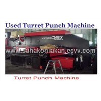 Used Turret Punch Machine