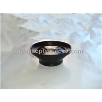 105mm 0.45X wide angle lens used on digital camera from China