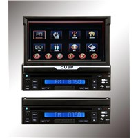 7'TFT CAR DVD PLAYER WITH DVB-T GPS