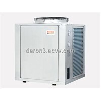 Air Source Heat Pump - Up Blowing