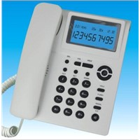 Amplified Desk Telephone with Caller ID(CT-CID341)