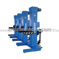 Arch Auto Equipment Heavy duty Mobile Column Lift AAE-MCL150