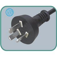 Argentina standards plug IRAM AC power cord ROHS PAHS