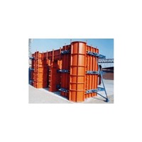 Assorted-assemble Whole-steel Large Formwork